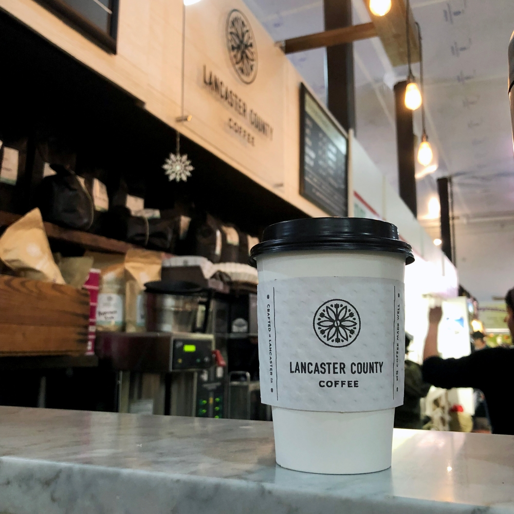 Lancaster County Coffee Roasters and Central Market