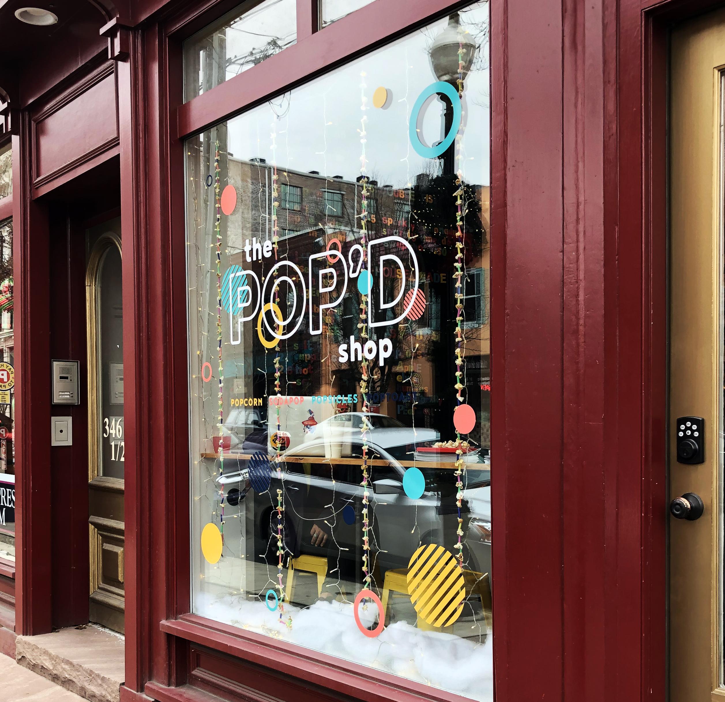 The Pop'D Shop