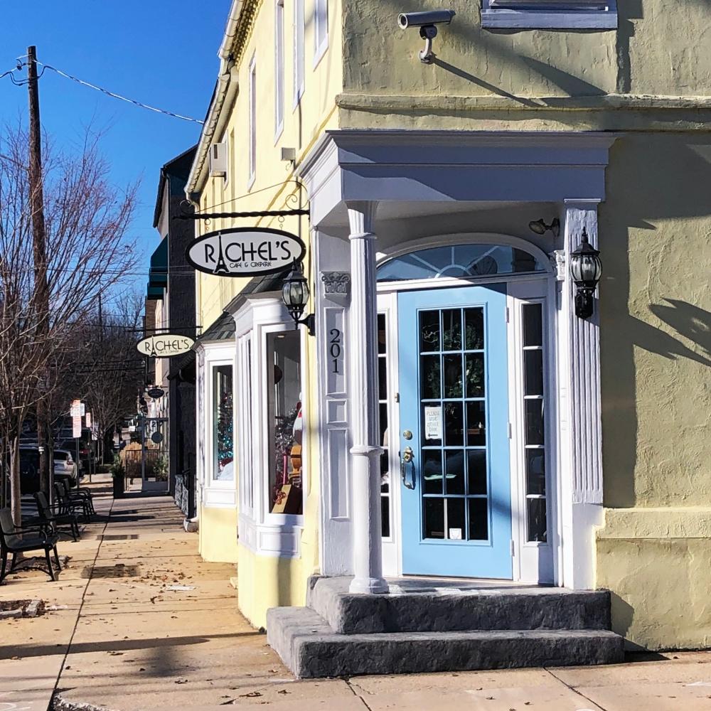 Rachel's Cafe & Creperie