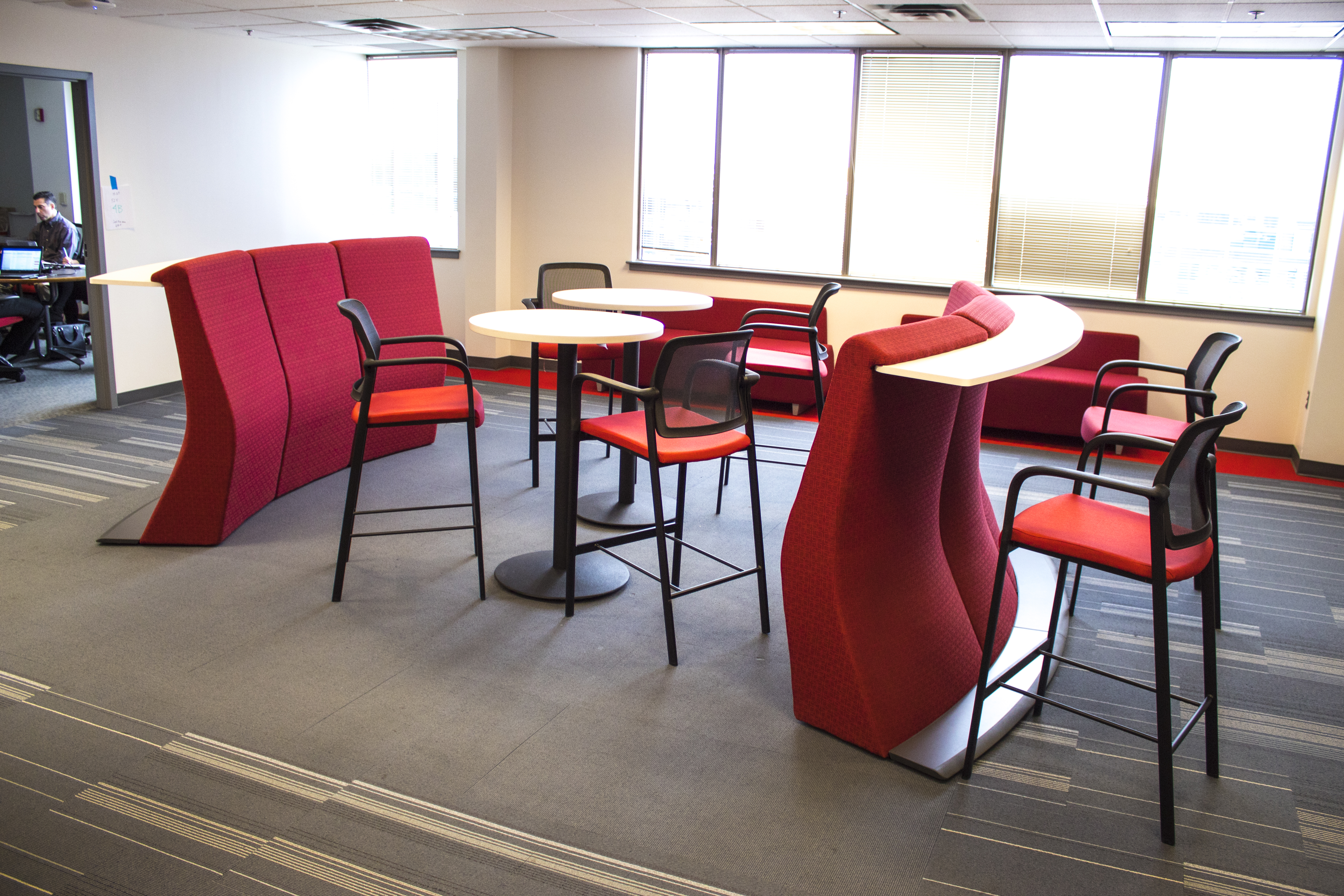 sungard collaborative area