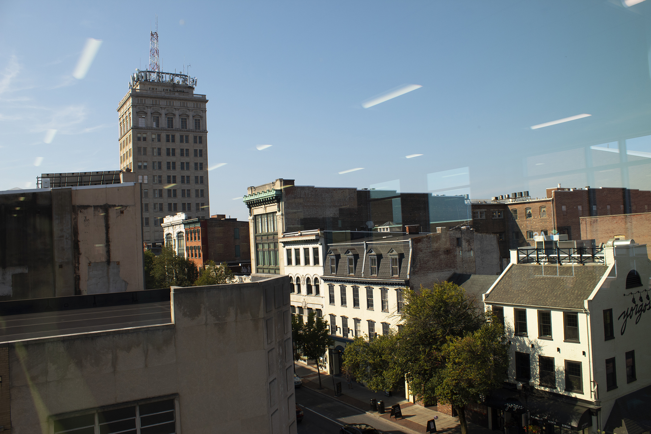 Cargas View of Downtown Lancaster Queen Street