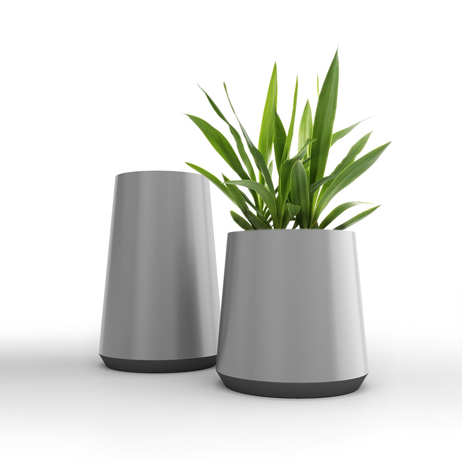 kona planter by peter pepper products