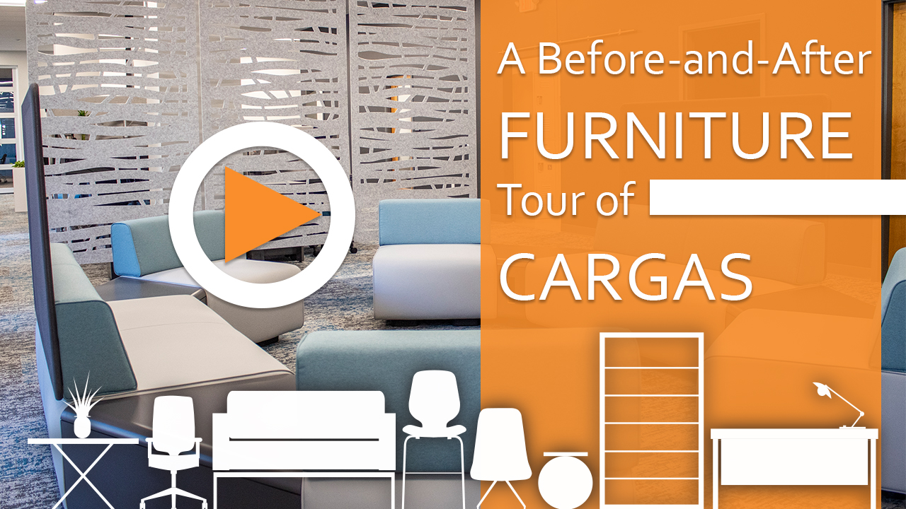 link to furniture before and after tour of cargas video